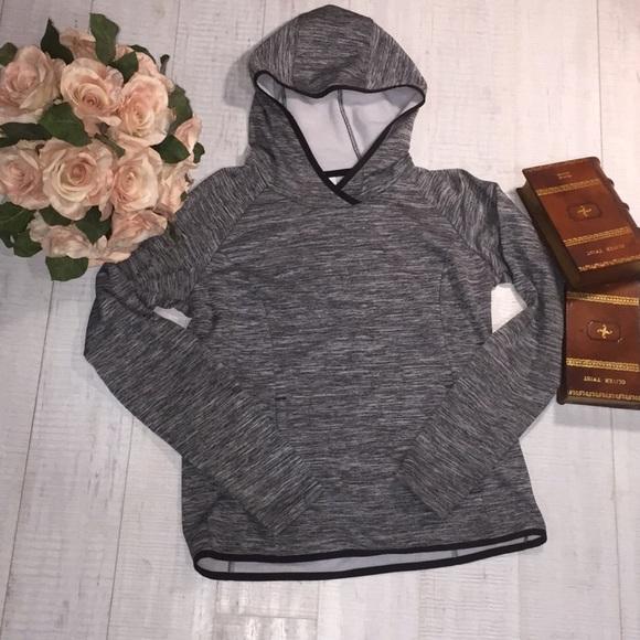 Columbia Tops - Columbia Sweatshirt Hoodie Gray Size XS